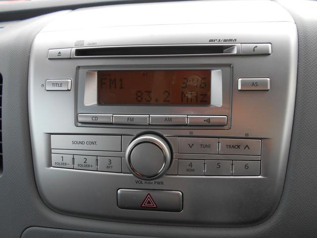 スズキ ワゴンR FX 純正CD・ETC付