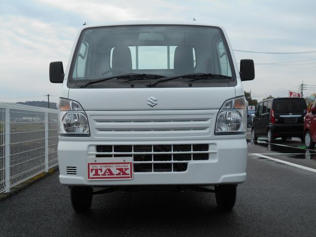 KCエアコン・パワステ 純正AMFM・4WD・禁煙車・保証書(2枚目)