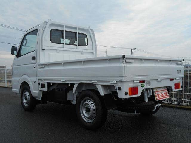 KCエアコン・パワステ 純正AMFM・4WD・禁煙車・保証書(4枚目)