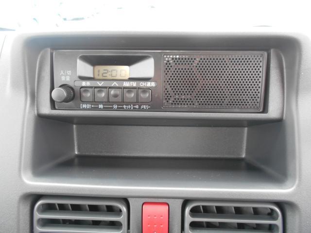 KCエアコン・パワステ 純正AMFM・4WD・禁煙車・保証書(11枚目)