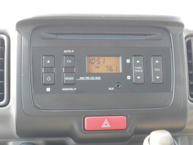 純正CDを搭載していますのでお好きな音楽を聴きながらドライブできます♪