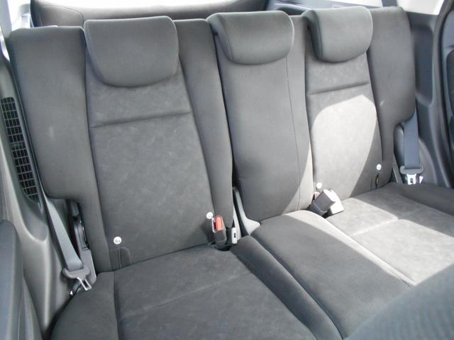 後席も広々した空間なのでリラックスできますよ!