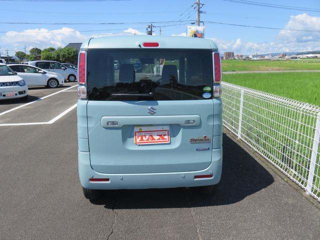 ハイブリッドX フロアマット・ドアバイザー付き・届出済み未使用車・保証書(7枚目)