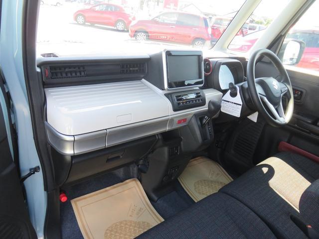 ハイブリッドX フロアマット・ドアバイザー付き・届出済み未使用車・保証書(15枚目)
