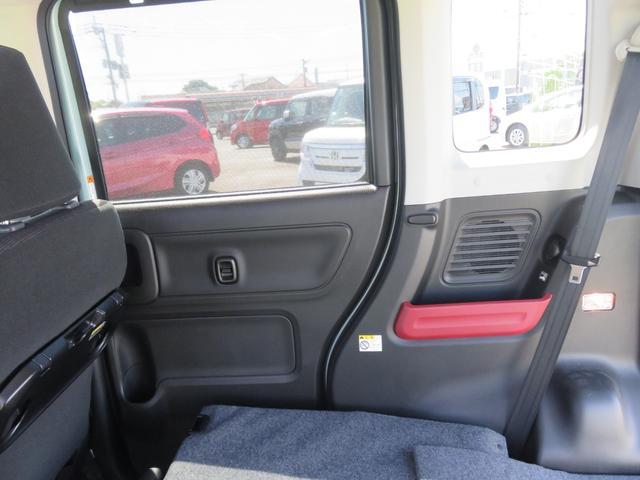 ハイブリッドX フロアマット・ドアバイザー付き・届出済み未使用車・保証書(37枚目)