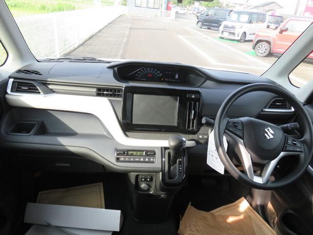 ハイブリッドMX ・フロアマット・ドアバイザー・登録済未使用車・禁煙・保証書(15枚目)