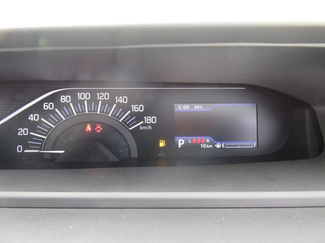 ハイブリッドMX ・フロアマット・ドアバイザー・登録済未使用車・禁煙・保証書(17枚目)