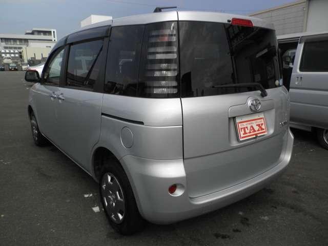 トヨタ シエンタ X 片側電動ドア ETC HIDライト 禁煙車