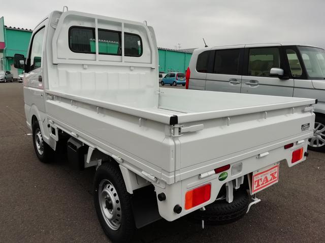 KCエアコン・パワステ・4WD・届出済未使用車・禁煙車(5枚目)