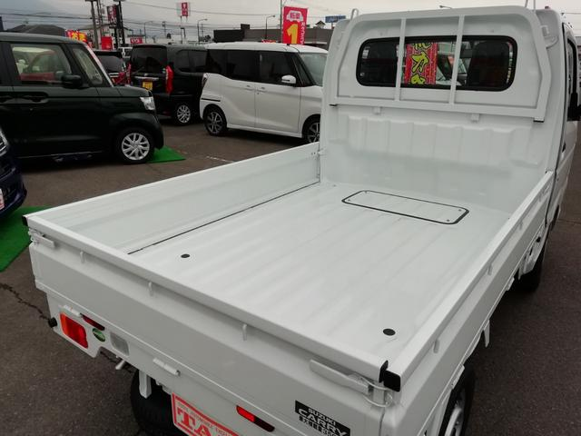 KCエアコン・パワステ・4WD・届出済未使用車・禁煙車(8枚目)