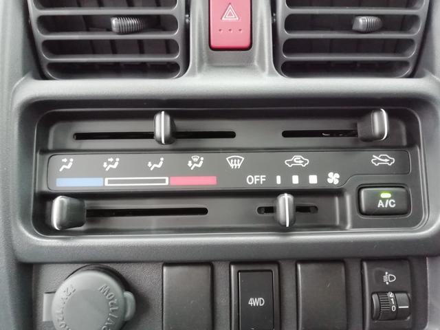 KCエアコン・パワステ・4WD・届出済未使用車・禁煙車(11枚目)
