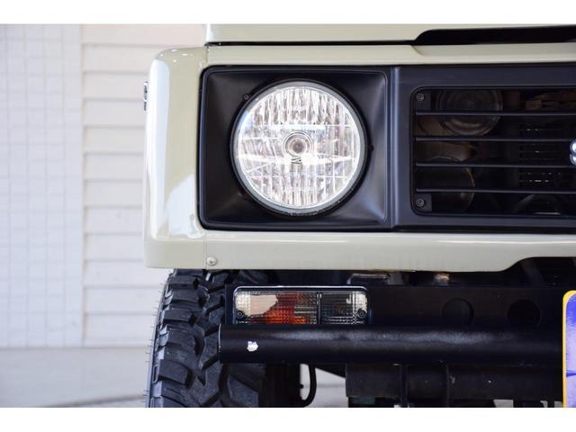 ランドベンチャー three.Mオリジナルカスタム 1型グリル IPFヘッドライト ナックルオーバーホール済 純正カスタムルーフラック DEENホイール タニグチステップ LEDテール新品 革調シートカバー(12枚目)