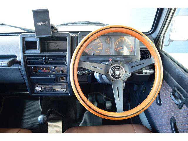 ランドベンチャー three.Mオリジナルカスタム 1型グリル IPFヘッドライト ナックルオーバーホール済 純正カスタムルーフラック DEENホイール タニグチステップ LEDテール新品 革調シートカバー(33枚目)