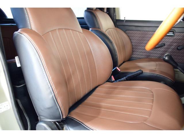 ランドベンチャー three.Mオリジナルカスタム 1型グリル IPFヘッドライト ナックルオーバーホール済 純正カスタムルーフラック DEENホイール タニグチステップ LEDテール新品 革調シートカバー(43枚目)