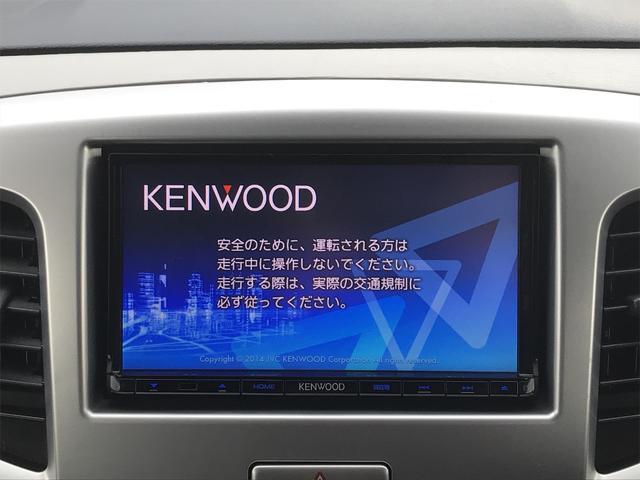 FX アイドリングストップ メモリーナビフルセグTV Bluetooth キーレス ベンチシート(4枚目)