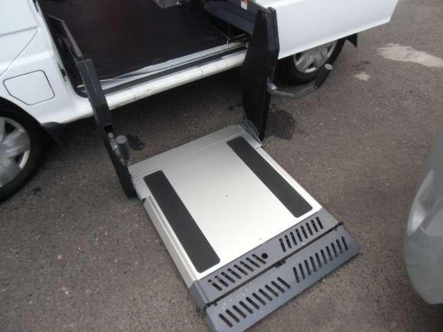 スバル サンバーディアス ディアス ワゴン 福祉車両 車椅子電動リフトアップ