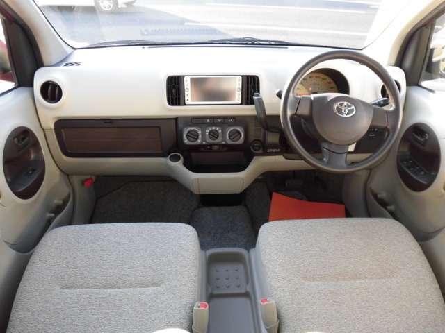 トヨタ パッソ X ワンオーナー ETC SDナビワンセグTV