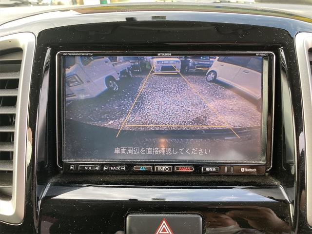 ブラック&ホワイト 両側電動スライドドア Sキー Bカメ オートライト キセノンライト DVD シートH エンジンプッシュスタート(4枚目)