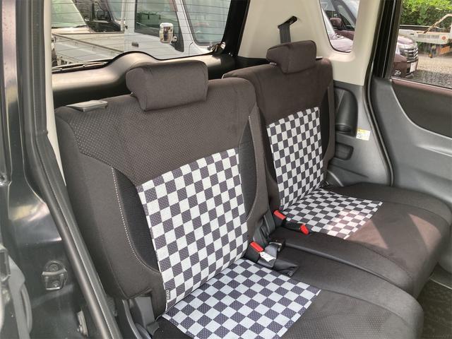 ブラック&ホワイト 両側電動スライドドア Sキー Bカメ オートライト キセノンライト DVD シートH エンジンプッシュスタート(10枚目)