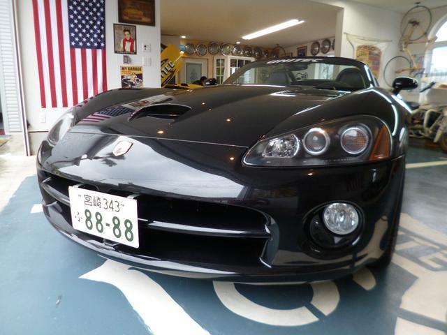 「ダッジ」「ダッジ バイパー」「オープンカー」「宮崎県」の中古車64