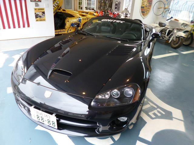 「ダッジ」「ダッジ バイパー」「オープンカー」「宮崎県」の中古車65