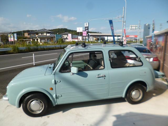 「日産」「パオ」「コンパクトカー」「宮崎県」の中古車5