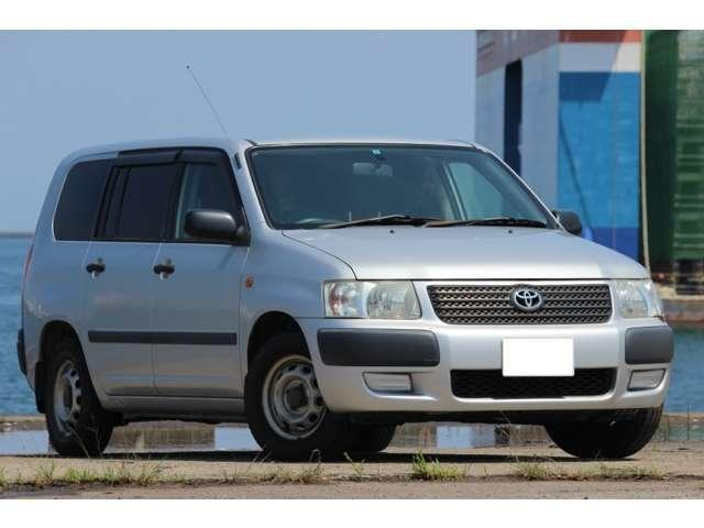 トヨタ サクシードワゴン TX バン仕様 地デジTV DVD Bluetooth