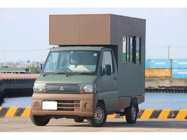 移動販売車 キッチンカー フードトラック オートマ(2枚目)