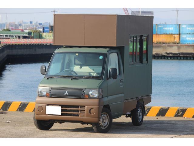 移動販売車 キッチンカー フードトラック オートマ(3枚目)