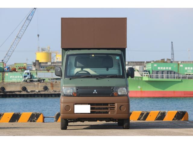 移動販売車 キッチンカー フードトラック オートマ(4枚目)
