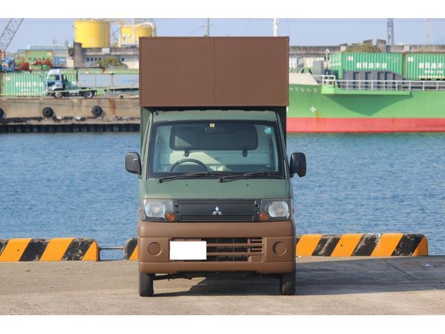 移動販売車 キッチンカー フードトラック オートマ(5枚目)