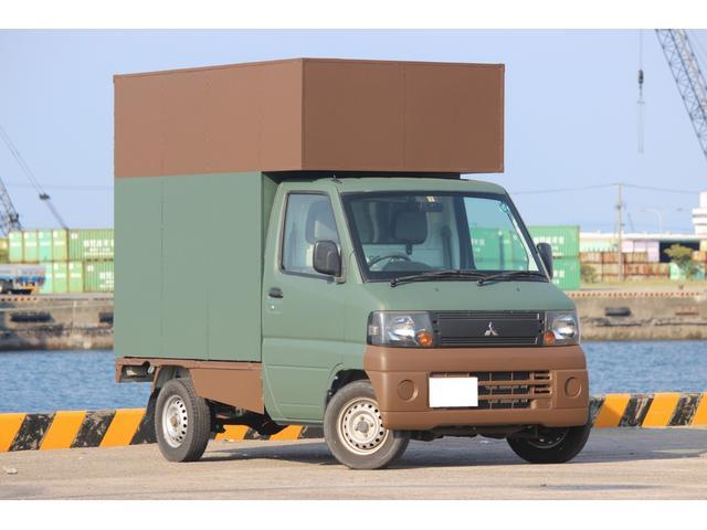 移動販売車 キッチンカー フードトラック オートマ(6枚目)