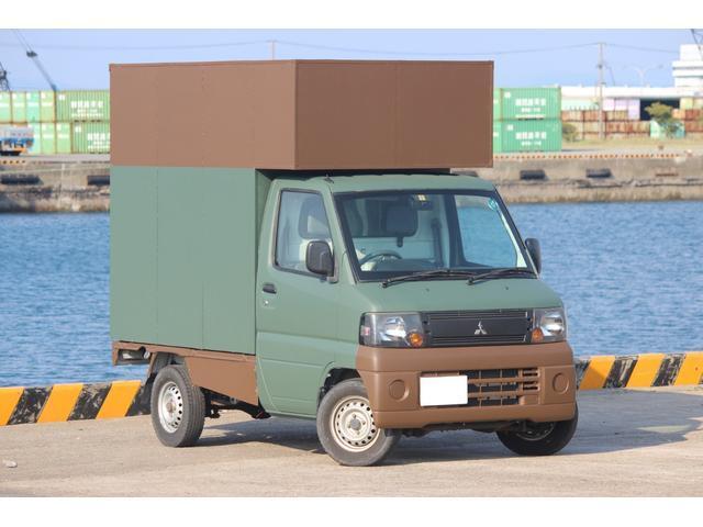 移動販売車 キッチンカー フードトラック オートマ(7枚目)