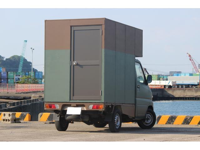 移動販売車 キッチンカー フードトラック オートマ(8枚目)