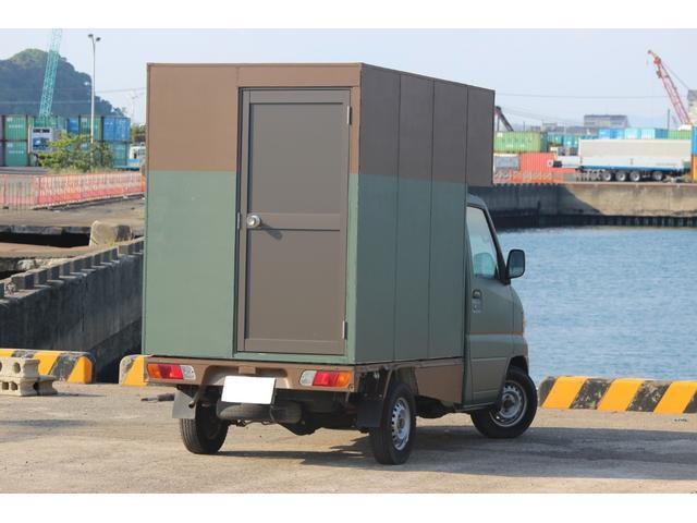 移動販売車 キッチンカー フードトラック オートマ(9枚目)