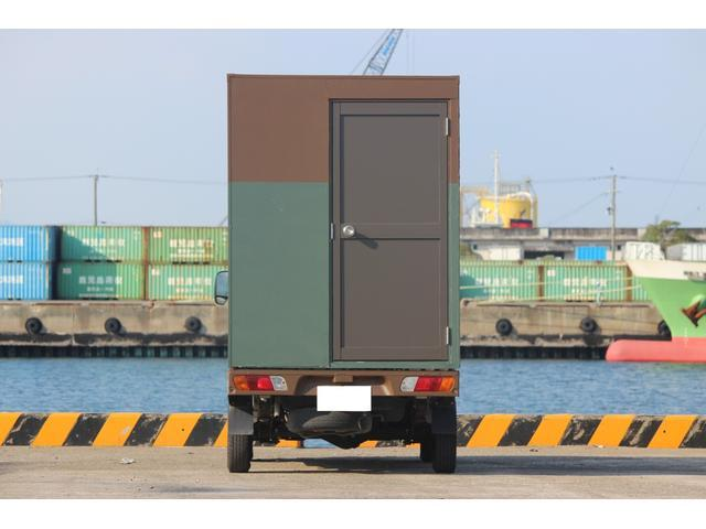 移動販売車 キッチンカー フードトラック オートマ(10枚目)