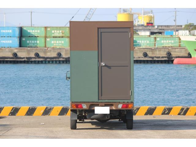 移動販売車 キッチンカー フードトラック オートマ(11枚目)