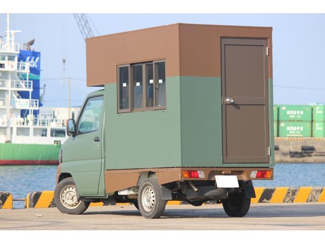 移動販売車 キッチンカー フードトラック オートマ(12枚目)