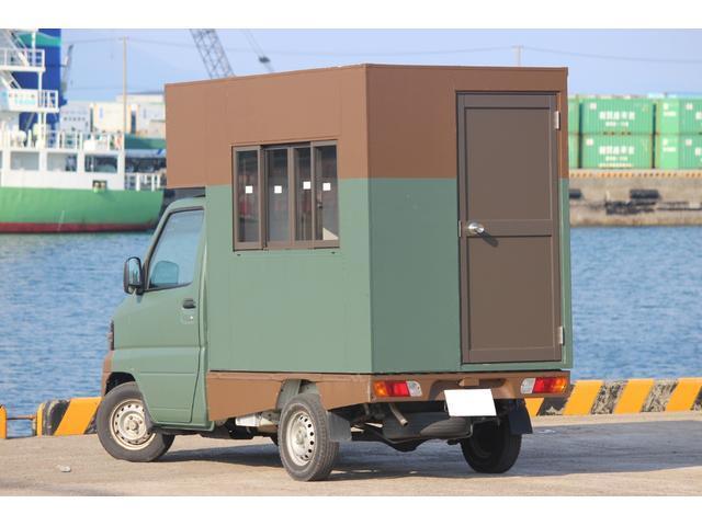 移動販売車 キッチンカー フードトラック オートマ(13枚目)