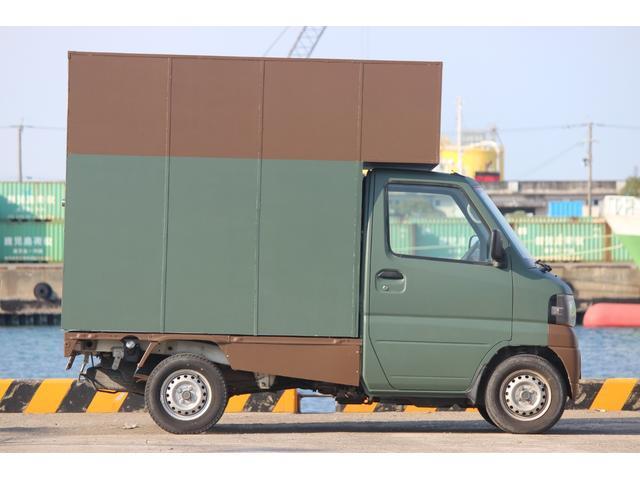 移動販売車 キッチンカー フードトラック オートマ(14枚目)