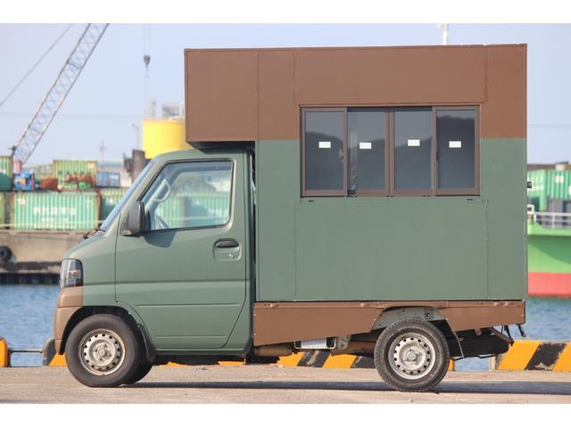 移動販売車 キッチンカー フードトラック オートマ(15枚目)