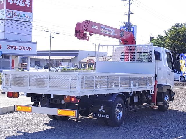 「その他」「ファイター」「トラック」「宮崎県」の中古車5