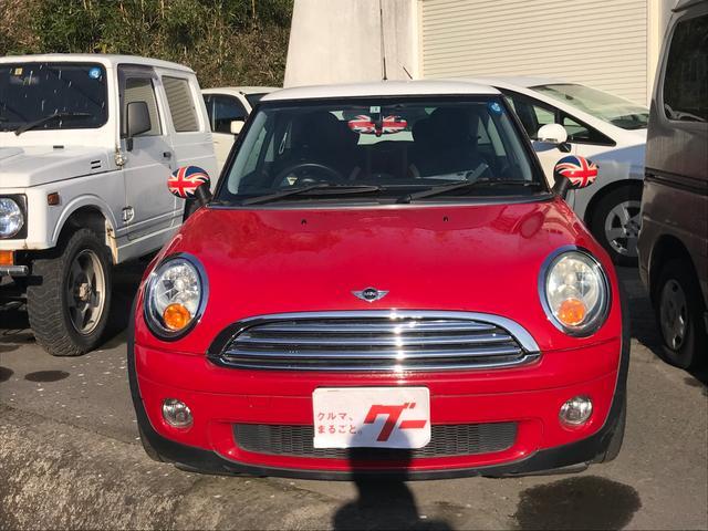 「MINI」「MINI」「コンパクトカー」「鹿児島県」の中古車3