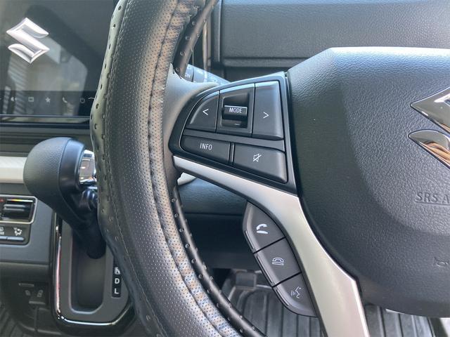 ハイブリッドMZ 両側電動スライドドア 9インチナビ バックカメラ CD DVD Bluetooth 全方位カメラ ドラレコ レーダー探知機 衝突被害軽減システム ETC レーダークルーズ コーナーセンサー(6枚目)