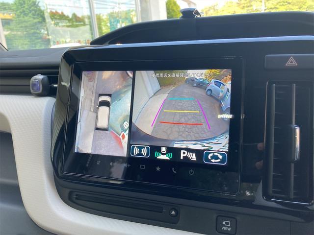 ハイブリッドMZ 両側電動スライドドア 9インチナビ バックカメラ CD DVD Bluetooth 全方位カメラ ドラレコ レーダー探知機 衝突被害軽減システム ETC レーダークルーズ コーナーセンサー(43枚目)