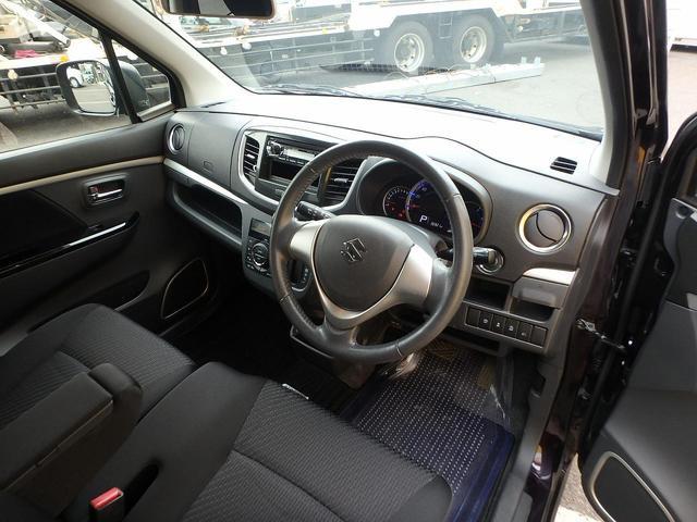 スズキ ワゴンRスティングレー X スマートキー CD アイドリングストップ