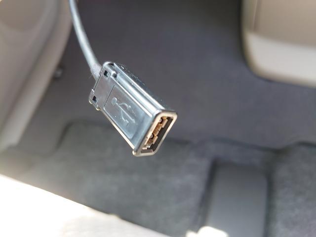 USB対応してます。