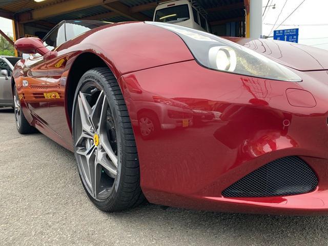 「フェラーリ」「フェラーリ カリフォルニアT」「オープンカー」「宮崎県」の中古車8