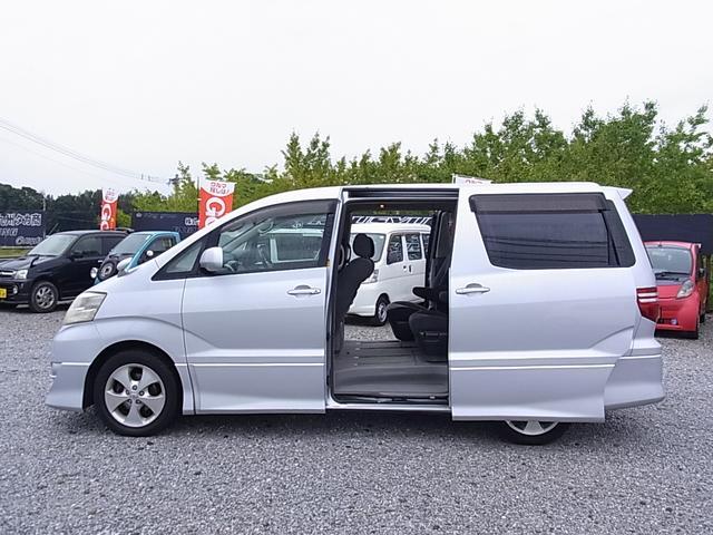 トヨタ アルファードV AS HDDナビ地デジ 両側電動スライドドア