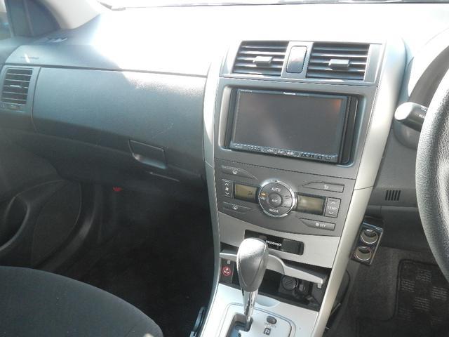 トヨタ カローラフィールダー X HIDリミテッド  メモリーナビ フルセグTV ETC